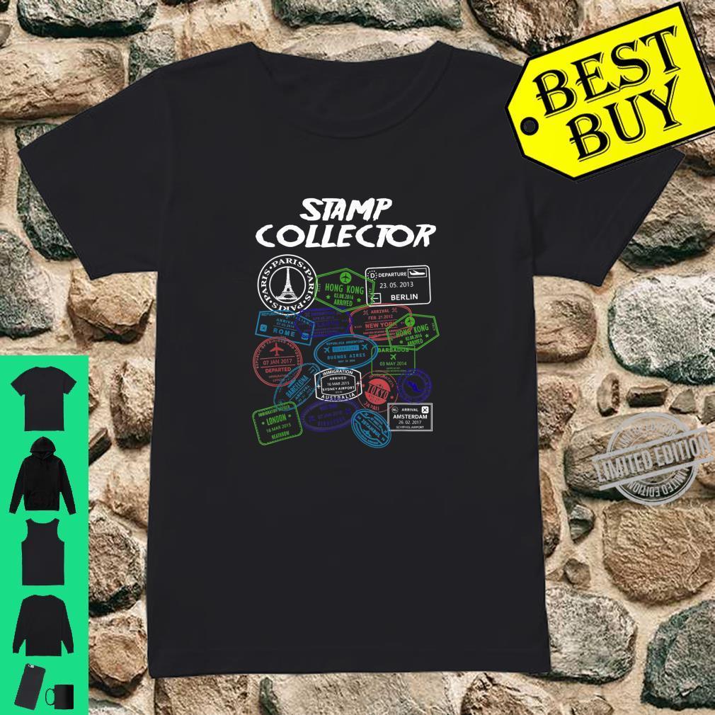 PassStempel Collector Wanderer und Abenteurer Shirt ladies tee